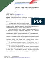 10º Congreso Argentino y 5º Latinoamericano de Educación Física y Ciencias
