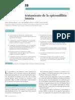 2008 Diagnóstico y Tratamiento de La Epicondilitis en Atención Primaria