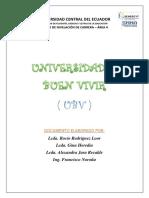 Documento UbV