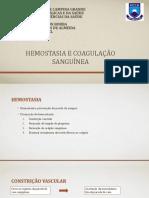 Hemostasia e Coagulação - Cap. 36 Guyton