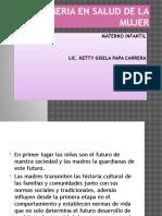 Enfermeria en Salud de La Mujer.pptx Primera Clase