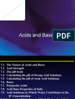 Acid Et Base