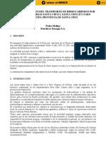 Analisis de Riesgo Del Transporte de Hidrocarburos Por Carreteras