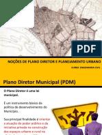 03-Noções de Plano Diretor e Planejamento Urbano