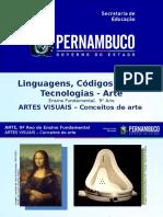 ProfessorAutor-Arte-Arte  I  9º ano  I  Fundamental-ARTES VISUAIS – Conceitos de arte.ppt
