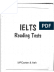 Ielts Academic Reading and Writing