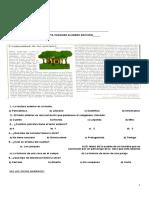 EXAMEN REFORMA del 1er. semestre de 2° español SISI