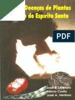 BRT Índice de doenças de plantas do estado do ES - Emcapa
