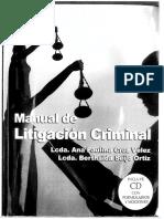 Manual de Litigacion
