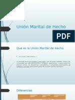 Unión Marital de Hecho.pptx