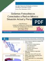 Sistemas Fotovoltaicos conectados a Red en México.pdf