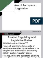 Aerospace Legislation 1