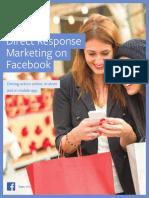 Direct  Marketing on Facebook