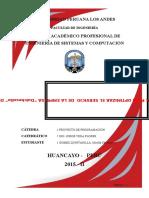 Documentacion - Pasteleria PP