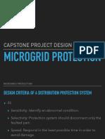 Protection Microgrid
