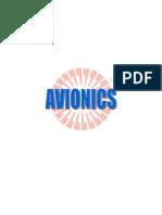 Avionics serial number & standard