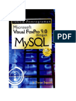 Tehnik Pemrograman VFP & MYSQL