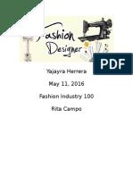 yajayra herrera fashion designer