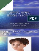 Vertigo Sincope