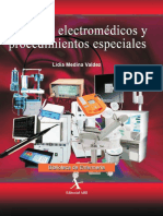 Aparatos Electromédicos y Procedimientos Especiales - Lidia Medina Valdez