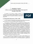 Breve Contexto Histórico Sobre El Tema Agrario en Guatemala- Período 1944-1996
