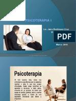 Psicoterapia 1