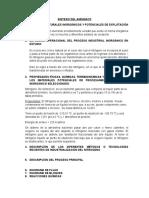 INFORME Ciclo Del Nitrogeno
