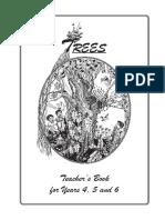 Trees - Teacher's Book (Years 4-6)