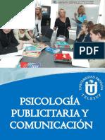 Texto de Psicología Publicitaria y Comunicación