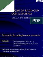 200906041006030-Interacao Da Radiacao Com a Materia