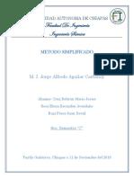Analisis Sismico Por Metodo Simplificado