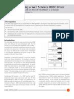 Building a Web Services ODBC Driver