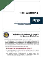 Poll Watching e