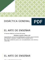 Didáctica General 1
