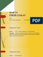 BAB 14 Fikih Zakat