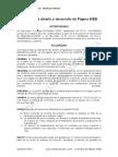 Contrato de Diseño y Desarrollo de Página WEB