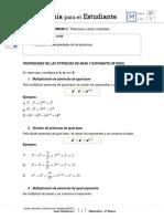Guia Estudiante Matematica 8b Semana 07