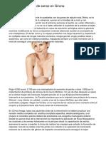 precio de aumento de senos en Girona
