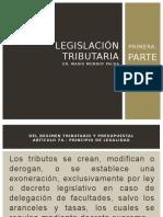 LEGISLACIÒN TRIBUTTARIA (3)