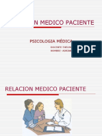Relacion Medico Paciente Adriana