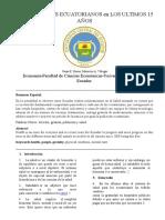 La Salud de Los Ecuatorianos en Los Ultimos 15 Años (1)