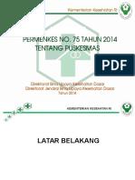 Paparan Permenkes No.75 & Akreditasi