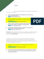 Direito Tributário - Exercicios Gabarito