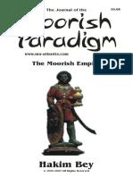 Moorish Paradigm Book 7