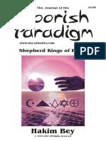 Moorish Paradigm Book 5