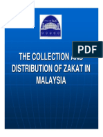 Zakat Collection and Distribution