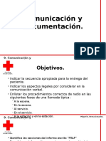 Comunicación y Documentación