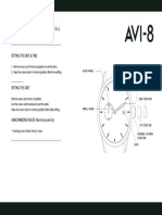 Manual for AVI-8 Hawker Hurricane 4017