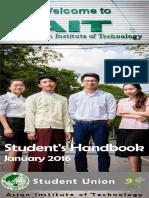 Handbook - January 2016