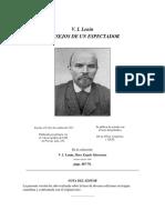 Lenin Consejos de Un Espectador